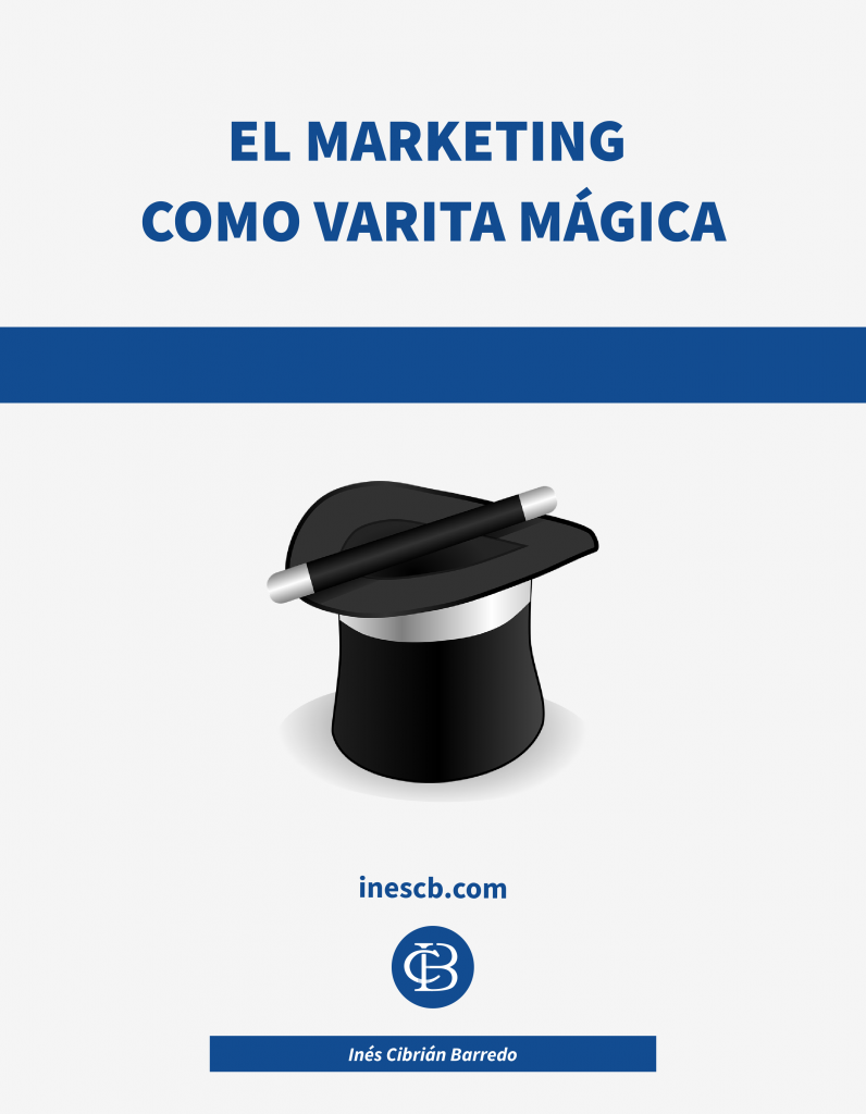 Ebook: El marketing como varita mágica